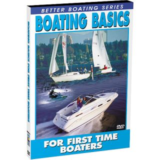 Bennett Marine Boating Basics for First Time Boaters (H600DVD)