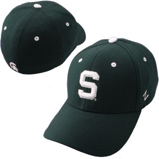 Zephyr Michigan State Spartans ZH Stretch Fit Hat   Size Large, Michigan State