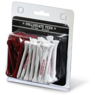 Team Golf University of Alabama Crimson Tide 50 Count Imprinted Tee Pack