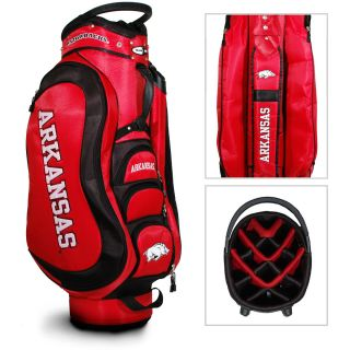 Team Golf University of Arkansas Razorbacks Medalist Cart Golf Bag