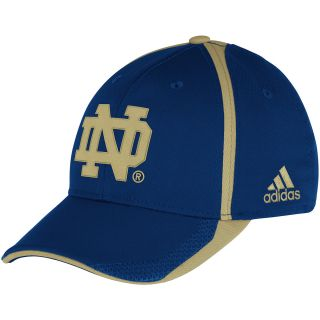 adidas Mens Notre Dame Fighting Irish Sideline Player Flex Cap   Size S/m,