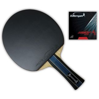 Killerspin RTG Kido 5A Table Tennis Racket   Size Flared (106 01)
