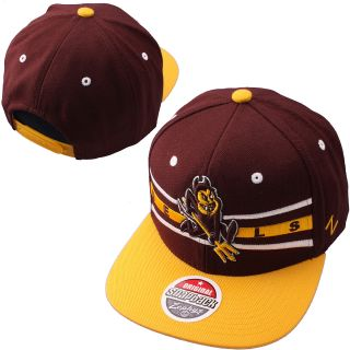 Zephyr Arizona State Sun Devils Front Runner 32/5 Adjustable Hat (ARSFRN0010)