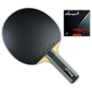 Killerspin RTG Diamond TC Professional Table Tennis Racket   Size Straight