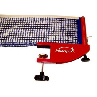 Killerspin Apex Table Tennis Net and Post (603 03)
