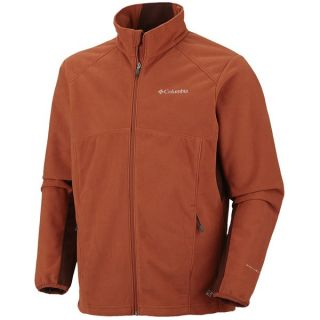 Columbia Sportswear Strata D Omni Heat(R) Soft Shell Jacket (For Men)   DEEP WOODS (L )