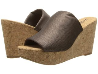 Lucky Brand Marilynn Womens Wedge Shoes (Bronze)