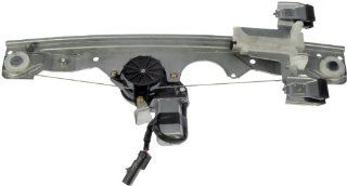 Dorman 748 551 Jeep Grand Cherokee Rear Passenger Side Window Regulator with Motor Automotive