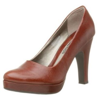 Kenneth Cole REACTION Women's Pretty Please Pump,Whiskey,8.5 M Shoes