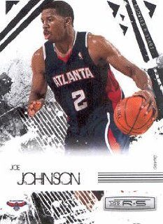 2009 10 Panini Rookies and Stars Basketball #2 Joe Johnson Atlanta Hawks NBA Trading Card Sports Collectibles