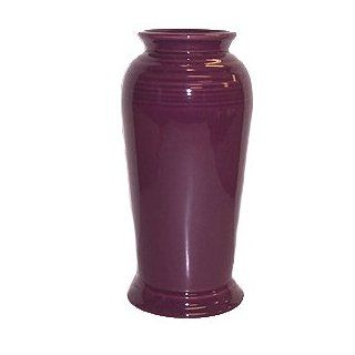 "Fiesta Heather 566 9.5"" Tall Monarch Vase   Decorative Vases"