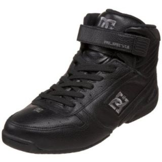 DC Men's Pro Spec 1.0 Skate Shoe,Black/Black,13 M US Shoes