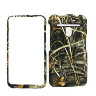 VERIZON LG REVOLUTION VS910 DRY LEAVES CAMO CAMOUFLAGE HUNTER HARD PROTECTOR SNAP ON COVER CASE Cell Phones & Accessories