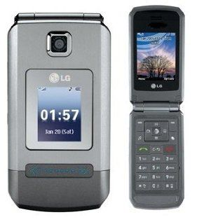 LG TU575 Quad Band GSM Unlocked Cell Phone Electronics