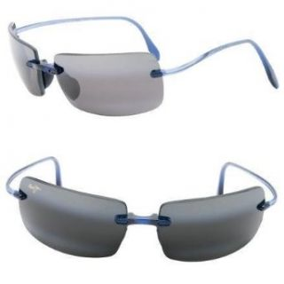 Maui Jim   Splash Blue/Neutral Grey Sunglasses in Nylon (MJ 577 03) Clothing
