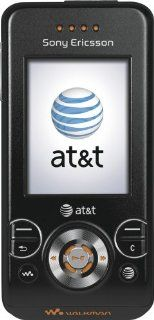Sony Ericsson W580i Black Phone (AT&T) Cell Phones & Accessories