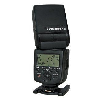 YONGNUO YN 568EX II Master Control & Slave Mode TTL Flash Speedlite Speedlight with High Speed Sync HSS for Canon 7D 60D 50D 40D 30D 5DII 5DIII 700D 500D 450D 400D 350D 1Dx 1Ds 1D 5D 650D 600D 550D  Camera & Photo