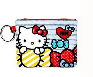 Sanrio Hello Kitty Coin Purse   Kitty Small Cosmetic Bag (I Love Candy) Toys & Games