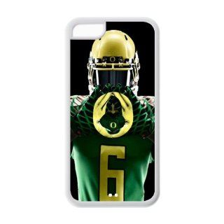 WY Supplier Popular NCAA Oregon Ducks Logo of Apple iphone 5c phone case, Seal 575, Oregon Ducks Apple iphone 5c Premium Hard Plastic Case Covers TPU case Cell Phones & Accessories
