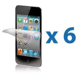 6X Anti Glare Matte Screen LCD Cover Protector Guard Film for ipod Touch 4 4g 4th Gen   Players & Accessories