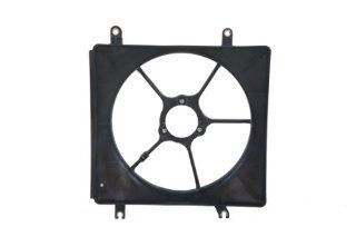 Genuine Acura Parts 19015 P0A 003 Radiator Fan Shroud Automotive