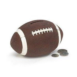 Football Sports Themed Kids Piggy Bank Bedroom Decor Toys & Games