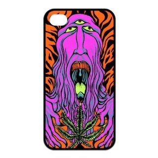 FashionFollower Design Fantasy Series Psychedelic Fantastic Phone Case Suitable For iphone4/4s IP4WN42615 Cell Phones & Accessories