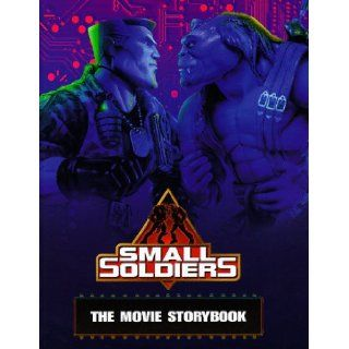 The Movie Storybook (Small Soldiers) Jennifer Dussling 9780448418773 Books