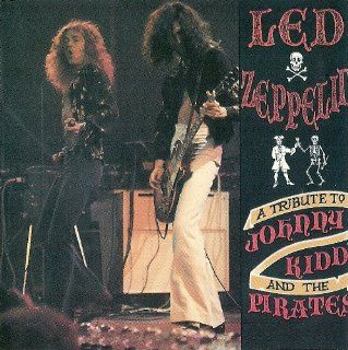 Tribute To Johnny Kidd & The Pirates By Led Zeppelin Music