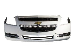 OEM 08 12 Chevrolet Malibu Front Bumper Cover Fascia Assembly w/o Fogs Automotive