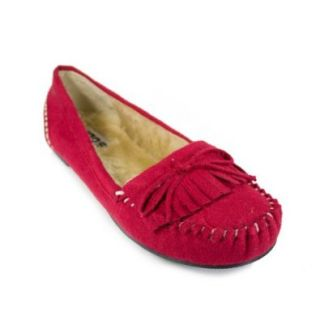 "Soda ""Parry"" Womens Shoes Slip Ons Flats Moccasins Shoes"
