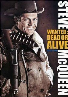 Wanted Dead or Alive   Season 3 Steve McQueen, Jack Stoney, Jack Tornek, Wright King, John Breen, Whitey Hughes, Rod McGaughy, Nick Borgani, Olan Soule, Ethan Laidlaw, Mort Mills, Cap Somers Movies & TV