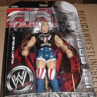 WWE Ruthless Aggression Ring Rage Kurt Angle Toys & Games