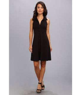 Karen Kane Erica Sleeveless Dress Womens Dress (Black)