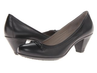 ECCO Touch 50 Bow Pump Womens Shoes (Black)