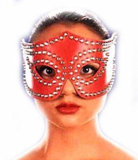 Brightdea Punk Style Adult Toys Bondage Fetish Fantasy Eye Mask Blindfold Eye Mask Costume Eye Shade Sm + Brightdeal Never Give up Bracelet Health & Personal Care