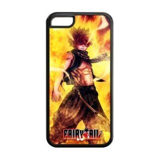 Fairy Tail Design TPU Cheap Iphone 5 Cover For Iphone 5c Cell Phones & Accessories