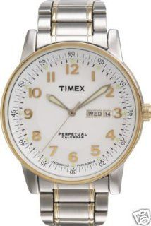 Timex Perpetual Calendar Classic Collection Men's Watch at  Men's Watch store.