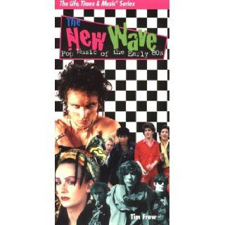 The New Wave Pop Music of the Early 80's (Life, Times & Music) Timothy Frew 9781567994971 Books