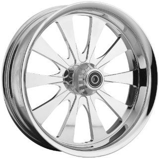 Ride Wright Wheels Inc Phantom Billet Wheel without Hub   21x3.25   Polished , Color Polished, Position Front, Rim Size 21 05232 PHA/P Automotive