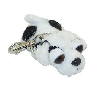 "Russ Berrie Li'l Peepers Puppy Dog Backpack Clip/Key Chain 3"" (Dalmatian) Toys & Games"