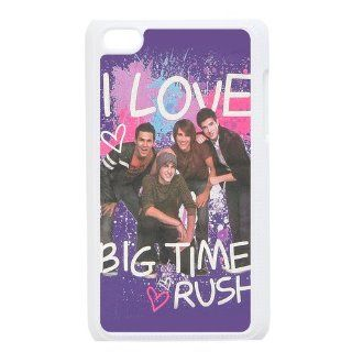 CreateDesigned Big Time Rush Hard Cases Cover for Apple IPod Touch 4 4G 4th Generation P4CD00461   Players & Accessories