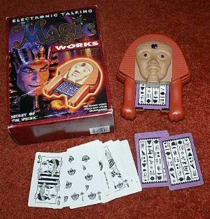 Electronic Talking Magic Works Secret of the Sphinx Toys & Games