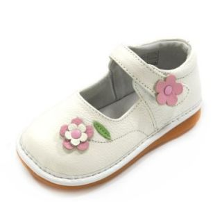 HLT Toddler/Little Kid Girl Spring Time Flower Squeaky Shoe Shoes