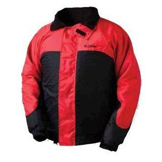 Onyx 7501 Flotation Jacket   Large/Red Black  Life Jackets And Vests  Sports & Outdoors