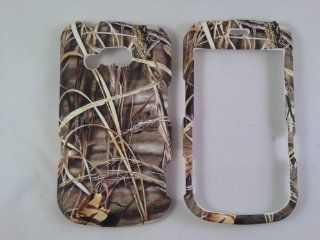 REALTREE CAMO GRASS LG 900G STRAIGHT TALK Link NET 10 TRACFONE RUBBERIZED HARD PHONE COVER CASE SNAP ON Cell Phones & Accessories