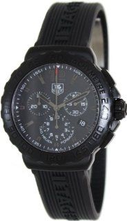 Tag Heuer Formula 1 CAU1114.FT6024 42mm Stainless Steel Case Black Rubber Men's Watch Watches