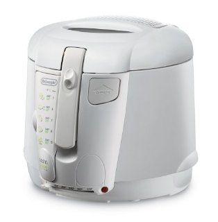 DeLonghi D677UX 2 1/5 Pound Capacity Deep Fryer Kitchen & Dining