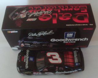 Dale Earnhardt 1999 Action #3 GM Goodwrench Service Plus Chevy Monte Carlo 1/24 Diecast . . . Limited Edition