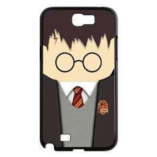 Custom Your Own Cute Kawaii Harry Potter Face Samsung Galaxy Note 2 N7100 Case , Special designer Harry Potter Galaxy Note 2 Case Computers & Accessories